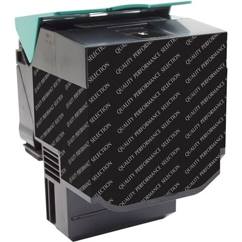 V7 Remanufactured High Yield Black Toner Cartridge for Lexmark C540/C