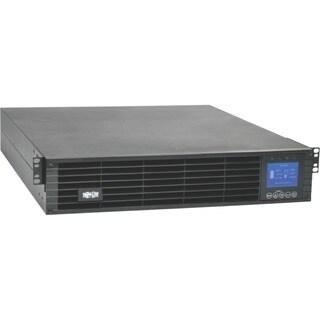 Tripp Lite 1500VA 1350W INTL UPS Smart Online LCD USB DB9 208/230V 2U