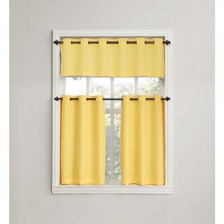 No. 918 Montego Grommet Window Tier (Pair)
