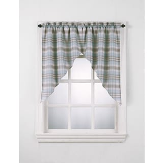 No. 918 Dawson Rod Pocket Window Swag (Pair)