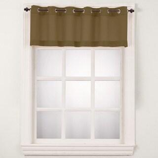 Laurel Creek Mendocino Grommet Window Valance