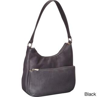 LeDonne Leather Astaire Hobo Handbag (3 options available)