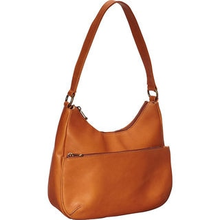 LeDonne Leather Astaire Hobo Handbag