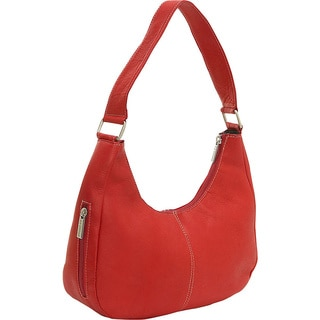 LeDonne Leather Classic Hobo Handbag