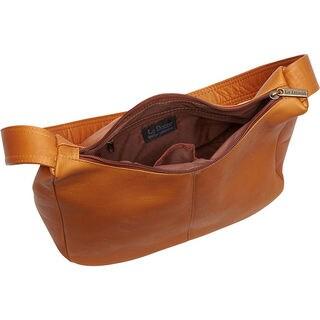 LeDonne Leather The Urban Hobo Handbag