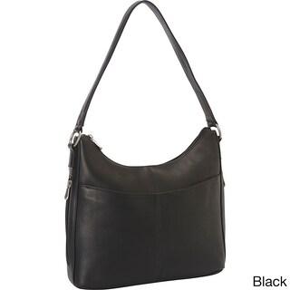 LeDonne Leather Bella Hobo Handbag (3 options available)