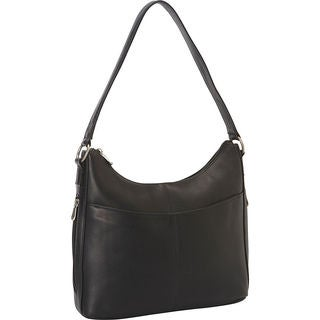 LeDonne Leather Bella Hobo Handbag