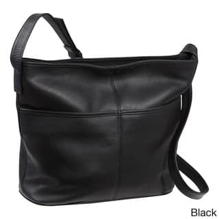 1653946276 Buy Black Leather Bags Online at Overstock
