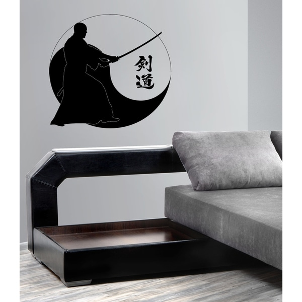 Martial arts Wall Art Sticker Decal