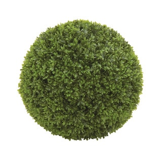 Polyethylene Buxus Grass Ball 16-inch