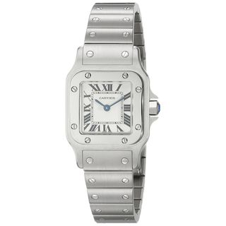 Cartier Women's W20056D6 'Santos' Stainless Steel Watch