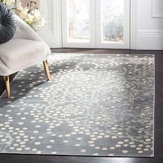 Safavieh Constellation Vintage Grey/ Multi Viscose Rug (4' x 5' 7)