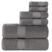 Endure Luxury Super Soft 6-Piece Towel Set