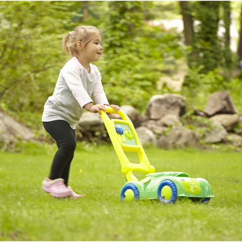 Melissa and Doug Sunny Patch Snappy Turtle Mower