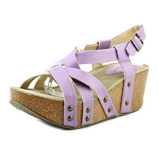 Diba.True Women's 'Floor Me' Leather Sandals