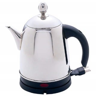 1.6 quart Stainless Steel Electric Water Kettle