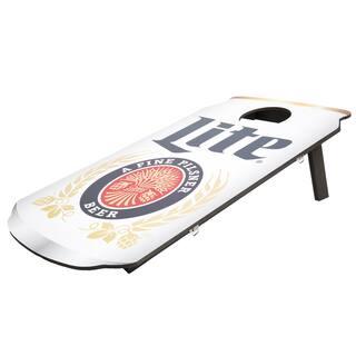 Miller Lite Can Cornhole Bean Bag Toss Game|https://ak1.ostkcdn.com/images/products/11716596/P18637623.jpg?impolicy=medium