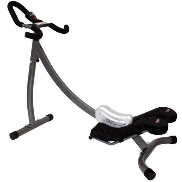 Crazy Abs Abdominal Exercise Home Gym (Black)