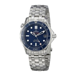 Omega Men's O21230362003001 'Seamaster 300' Automatic Stainless Steel Watch