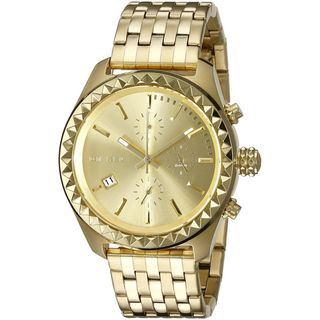 Diesel Women's DZ5486 'Kray Kray' Chronograph Gold-Tone Stainless Steel Watch