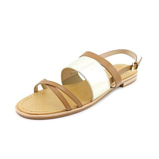 French Connection Women's 'Hallie' Faux Leather Sandals