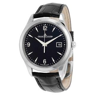 Jaeger-LeCoultre Men's Q1548470 Master Black Watch