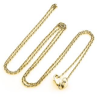 Luxurman 18k Gold 1/3ct TDW Round Diamond Circle of Love Pendant (G-H, SI1-SI2)