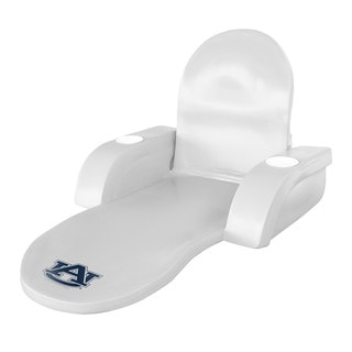 Texas Rec LOUNGE FOLDING TROP White Finish AUBURN Tigers