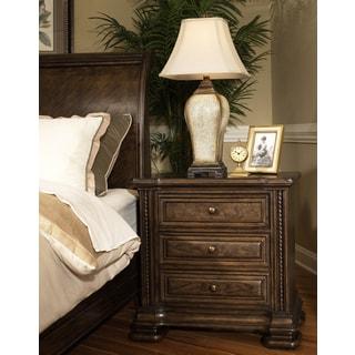 Hazelton Vintage Oak Nightstand