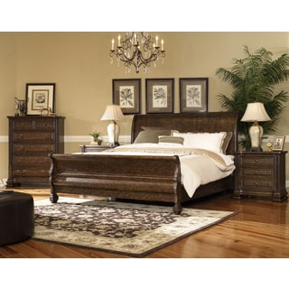 Hazelton 4 Piece Queen Size Bedroom Set