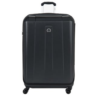 Delsey Helium Shadow 3.0 Black 29-inch Expandable Hardside Spinner Suiter Suitcase