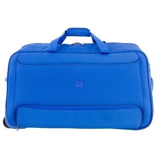 DELSEY Paris Chatillon Blue 28-inch Rolling Duffel Bag