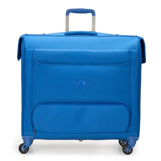 Delsey Chatillon Blue Spinner Rolling Garment Bag