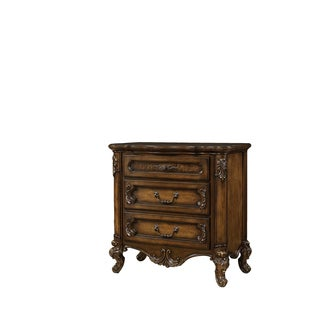 Estella Dark Chestnut Nightstand