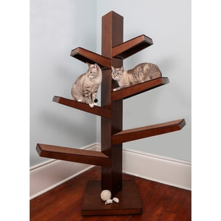 Catalpa Cat Tree from The Refined Feline
