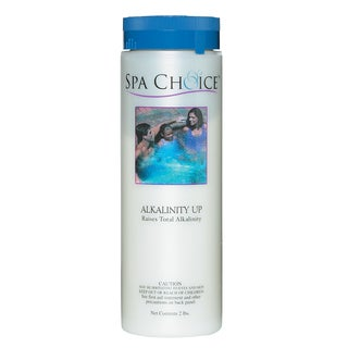 Spa Choice Alkalinity Up for Spas and Hot Tubs, 2 Pounds