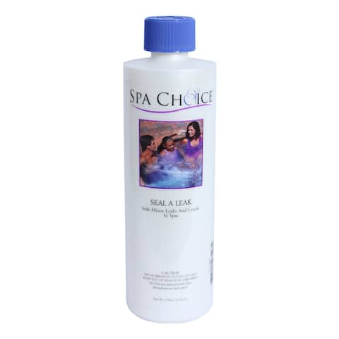 Spa Choice Seal A Leak for Spas and Hot Tubs, 1 Pint, 4-Pack