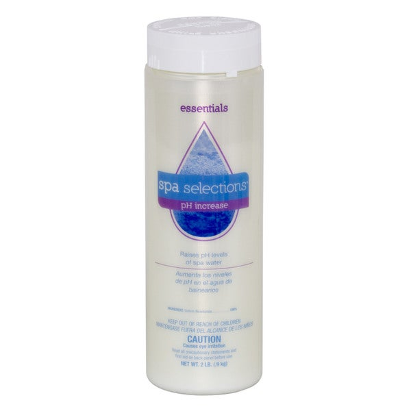 Spa Selections PH Increaser for Spas and Hot Tubs, 2 Pounds