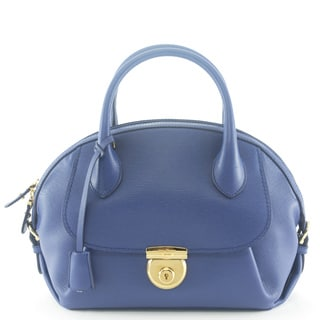 Salvatore Ferragamo 21E770 Medium New Iris Fiamma Tote