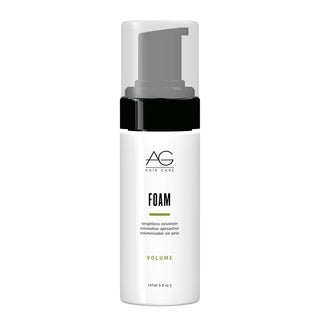 AG Hair Care Volume Foam Weighteless 5-ounce Volumizer