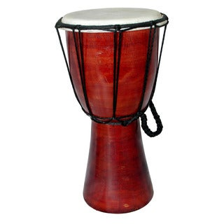 Handmade Djembe Drum (Indonesia)