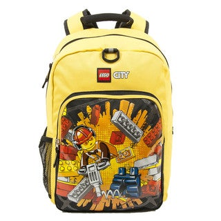 LEGO City Deconstrutions Boom! Heritage Classic Backpack