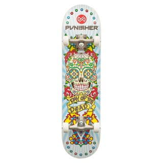 Day of the Dead 31.5-inch Dual-Kick with Concave Complete Skateboard|https://ak1.ostkcdn.com/images/products/11717468/P18638330.jpg?impolicy=medium