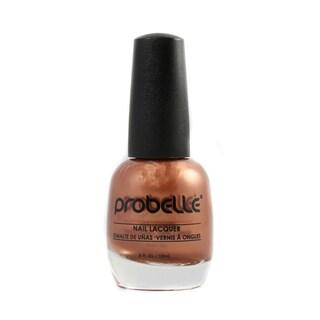 Probelle Bronze Nail Lacquer (Dark Yellow Pearl)