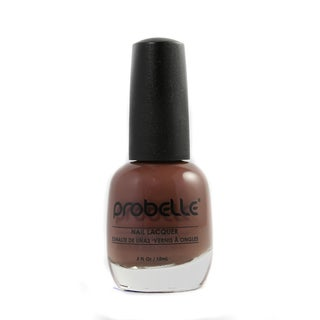 Probelle Brownie Nail Lacquer (Dark Brown Pearl)