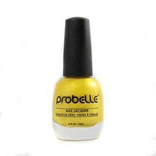 Probelle Sexy Blaze Nail Lacquer (Yellow Pearl)