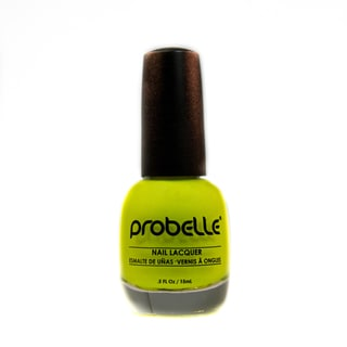 Probelle Notice Me Nail Lacquer (Yellow Neon)