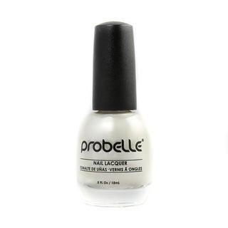 Probelle Delicate Pearl Nail Lacquer (White Pearl)