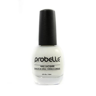 Probelle Luxury Nail Lacquer (White Cream)