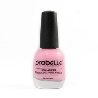 Probelle Shy & Fun Nail Lacquer (Dark Pink Cream)